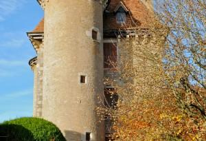 La Tour de Pancy (L' Isle Sur Serein).