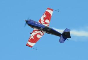 Equipe de Voltige de l'Armée de l'Air.