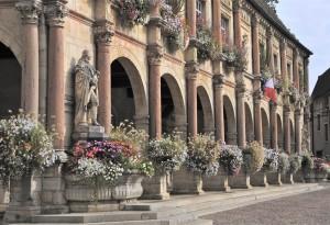 Mairie de GRAY - Haute Saône -
